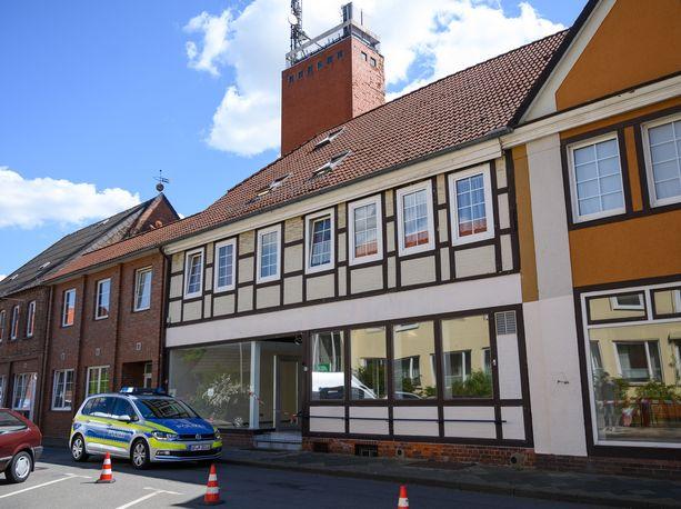 Farina C. asui tässä talossa.