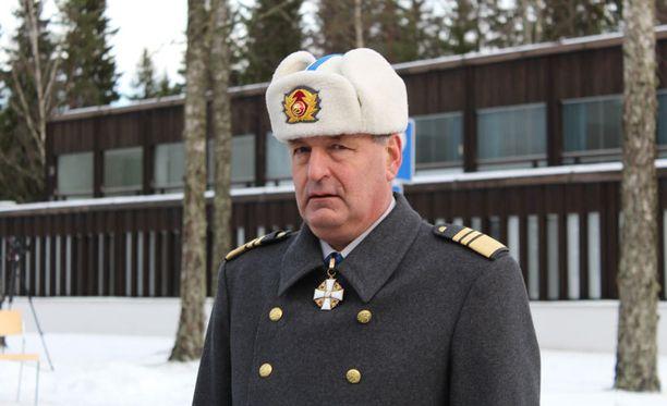- Tätä aikaa voidaan nimittää huolestuneisuuden ja varautumisen ajaksi, sanoo maavoimien komentaja kenraaliluutnantti Seppo Toivonen.