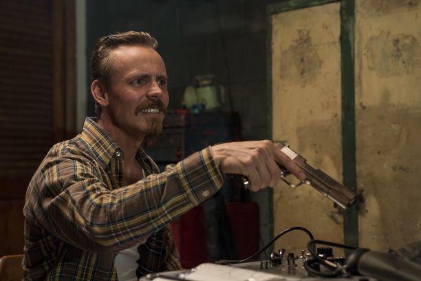 Jasper Pääkkösellä on iso rooli Blackkklansman-elokuvassa.