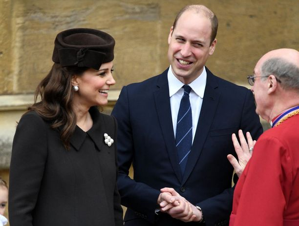 Herttuatar Catherinen ja prinssi Williamin kolmannen lapsen syntymä lähestyy.