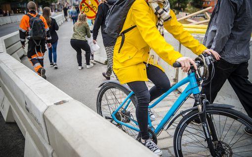 """Suomi sallii pyöräilijöille tempun, joka on Ruotsissa kielletty vaarallisena – yksisuuntaista saa pian ajaa """"väärään"""" suuntaan"""