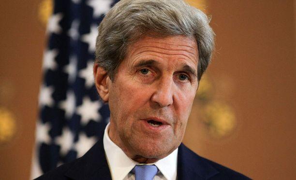 John Kerry ei usko brittien kiirehtivän EU-eroa.