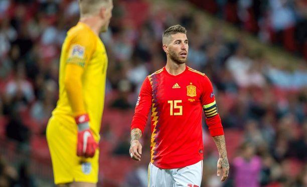 Sergio Ramosin kovat otteet kirvoittivat paljon kritiikkiä Mestarien liigan loppuottelun jälkeen. Eilen puolustaja avautui saamistaan vihaviesteistä.