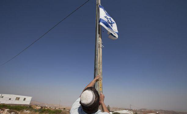 Länsirannan siirtokunnat ovat laajasti kansainvälisen yhteisön tuomitsemia.