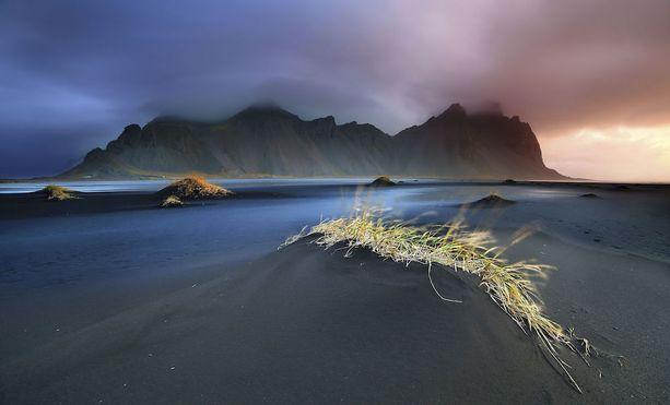 Stokksnes, Islanti: Tämä maisema on kuin fantasiakirjasta!