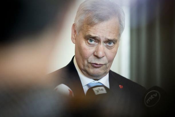 Pääministeri Antti Rinne kommentoi niin sanottujen Isis-vaimojen auttamista Helsingin Sanomille.