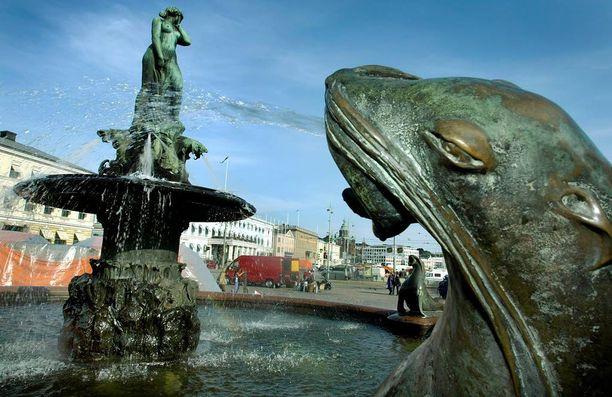 Helsingin kaupunki ei järjestä MM-kisakatsomoa, mutta kekseliäät helsinkiläiset aikovat sellaisen kasata.