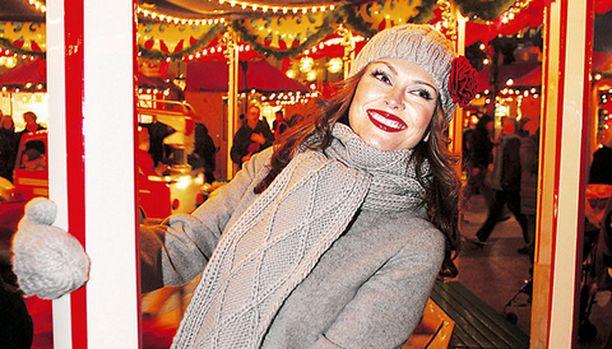 Anne toivoo joululahjaksi lämmintä yhdessäoloa.