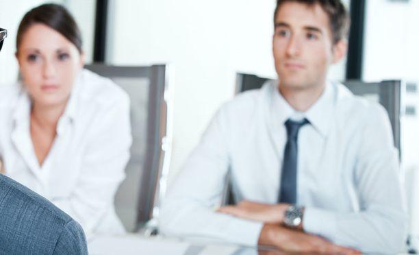 Joskus kohtelu työpaikalla voi olla sellaista, että on aika katsella muita vaihtoehtoja.