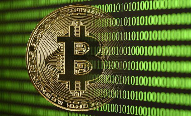 Kryptovaluutta bitcoinin arvo on ylittänyt historiallisesti 10 000 Yhdysvaltain dollarin rajapyykin.