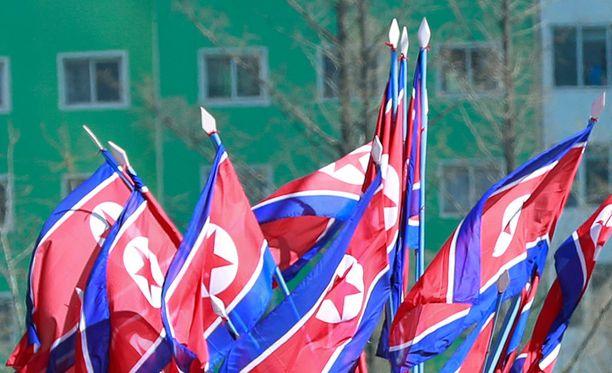 Pohjois-Korean ja Yhdysvaltojen välit ovat kiristyneet viime aikoina.