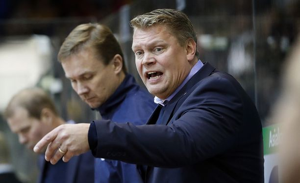 Pekka Virta ei saanut Lukkoa lentoon Hakametsässä.
