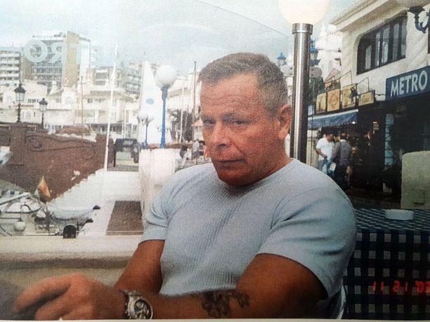 MTV:n mukaan Raimo Andersson joutui epäillyn henkirikoksen uhriksi 61-vuotiaana.