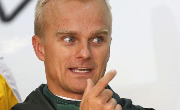 Heikki Kovalainen on ajanut tällä kaudella Caterhamia perjantain harjoituksisssa. Viimeksi Kovalainen oli F1-auton ratissa Abu Dhabissa.