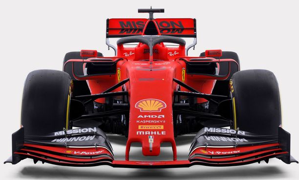 Ferrari vaihtoi legendaarista maalipintaa teknisistä syistä.