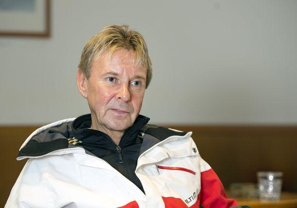 Matti Nykänen menehtyi sunnuntain ja maanantain välisenä yönä.