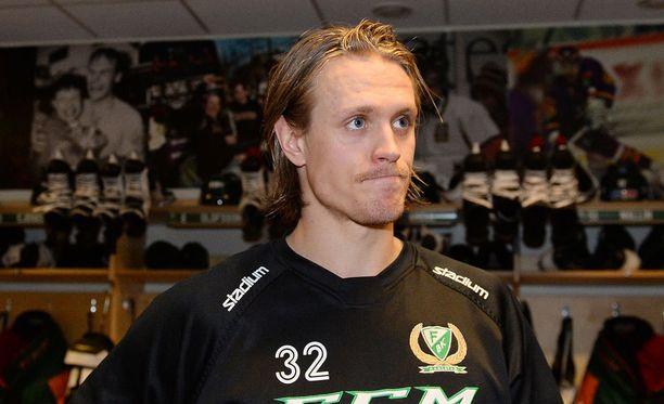 Magnus Nygren pyysi ylilyöntiään anteeksi.