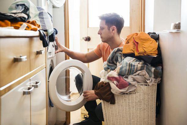 Tyypillinen virhe on pestä vaatteita liikaa. Joskus tuuletus riittäisi.