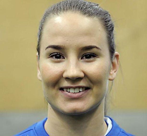 Tanja Nousiainen ja Makwan Amirkhani tuntevat toisensa entuudestaan.