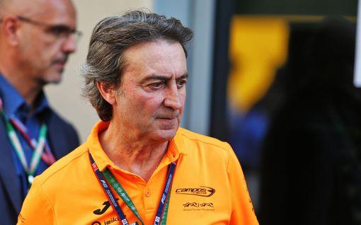 Entinen F1-kuljettaja Adrián Campos kuoli yllättäen – muistetaan poikkeuksellisesta keskeytyshistoriastaan