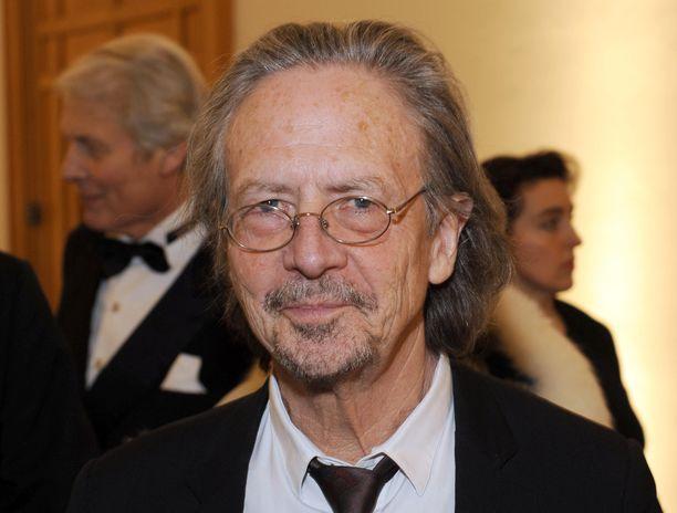 Peter Handke voitti tämän vuoden kirjallisuuden Nobelin.