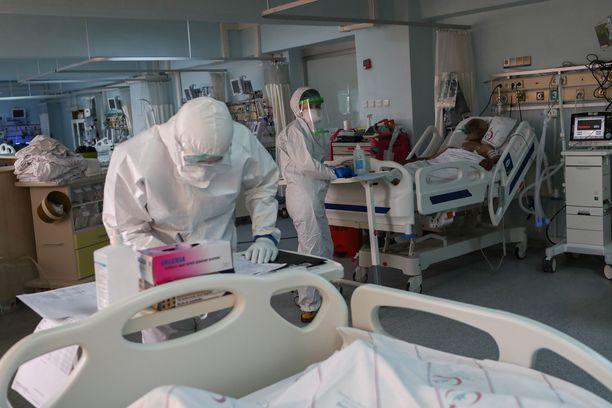 Surgispheren tietokanta perustui harvinaisen laajaan potilasaineistoon, joten sitä pidettiin luotettavana.
