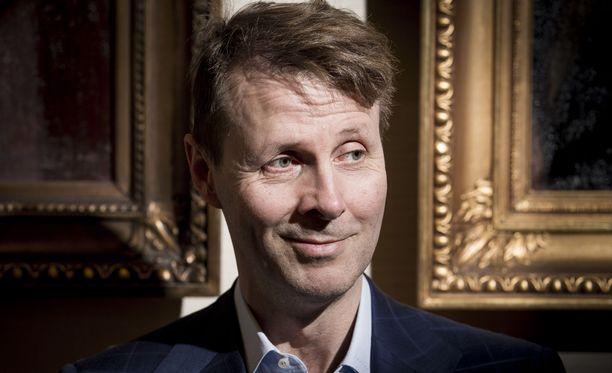 Risto Siilasmaa on sekä Nokian että perustamansa F-Secure-tietoturvayrityksen hallituksen puheenjohtaja.