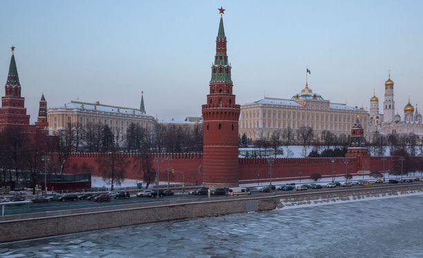 Venäjän osuudesta Yhdysvaltain presidentinvaaleissa on viime viikkoina väitelty ahkerasti. Kuva Moskovan Kremlistä.