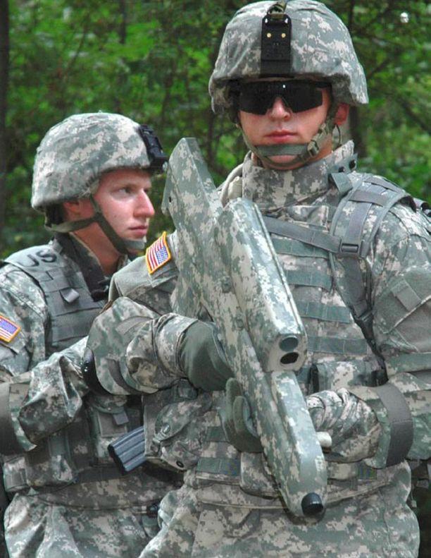 """Ase oli USA:n armeijan käytössä Afganistanissa kolme vuotta, mutta sotilaat eivät pitäneet """"Rankaisijasta""""."""