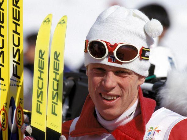 Björn Dählie on 12-kertainen (8–4–0) olympiamitalisti ja 17-kertainen (9–5–3) MM-mitalisti.