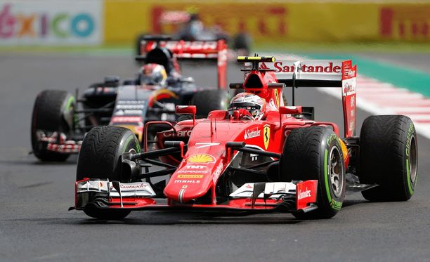 Kimi Räikköselle Interlagosin rata on perinteisesti sopinut hyvin.