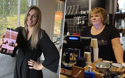 Linda, Taina ja Mirva uskalsivat ryhtyä yrittäjiksi vuonna 2020 – yritysneuvoja puisteli päätään, kun kuuli Tainan ideasta