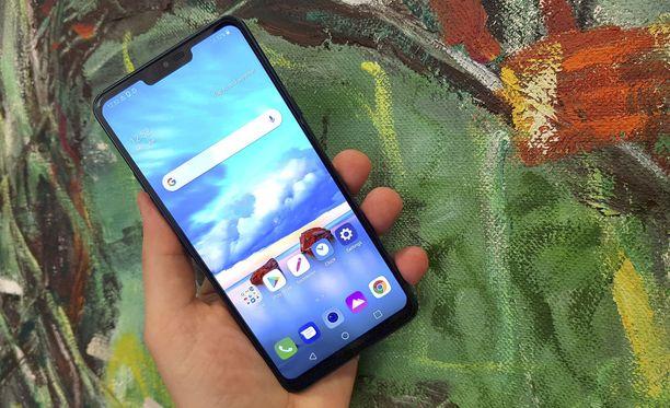 LG tuo kesäkuussa myyntiin G7 ThinQ -puhelimensa.