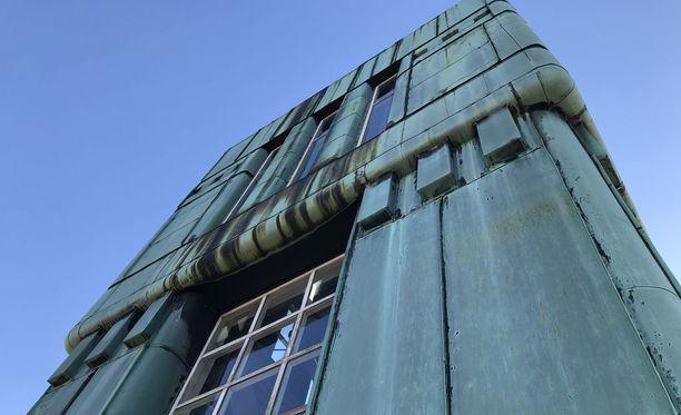 Paasitornin näköalatorni on tuttu maamerkki Helsingissä.