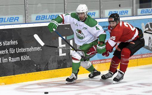 Kultaleijonalle kova kirittäjä – NHL-seura nappasi Ruotsin liigan parhaan puolustajan
