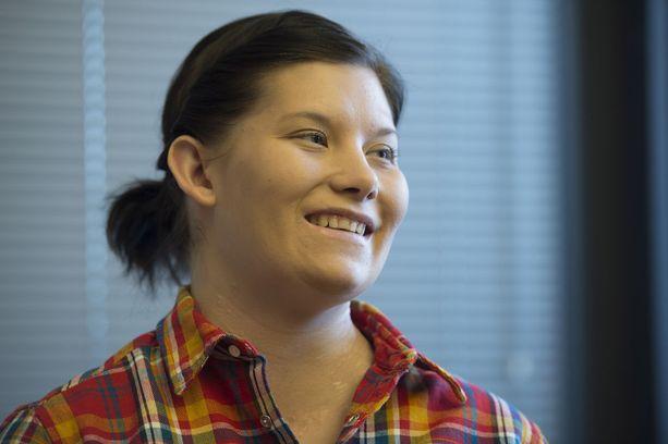 Heidi Foxell on kokenut useita vastoinkäymisiä vuosia jatkuneissa hoidoissaan, mutta näkee silti tulevaisuuden valoisana.