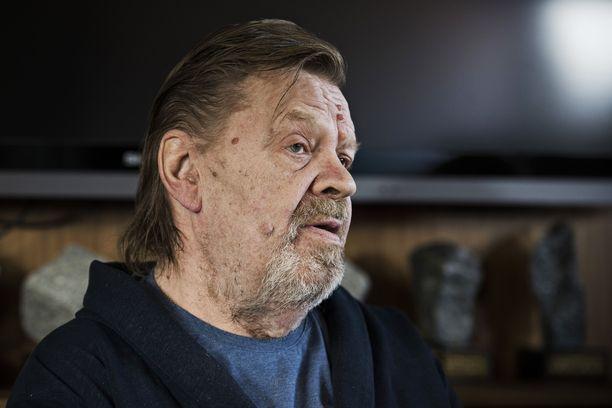Vesa-Matti Loiri ja Jope Ruonansuu olivat sekä kollegoita että ystäviä.