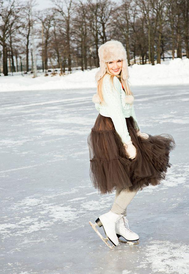 – Suomen talvessa on ihana käydä, mutta aurinko ja lämpö ovat juttuni. Olin viime kesänä Suomessa kuukauden ja tulen jatkossakin käymään, Pia lupailee.