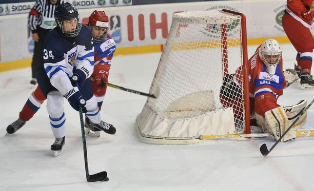 Suomi kaatoi Venäjän lauantain välierässä.