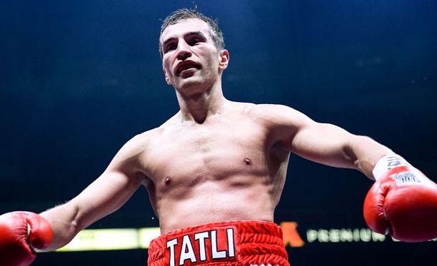 Edis Tatli puhui itsevarmasti tulevasta ottelustaan.