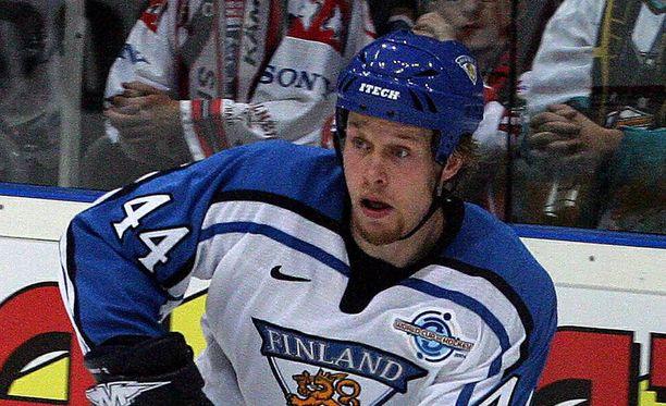 Janne Niinimaan World Cup jäi kolmen ottelun mittaiseksi.