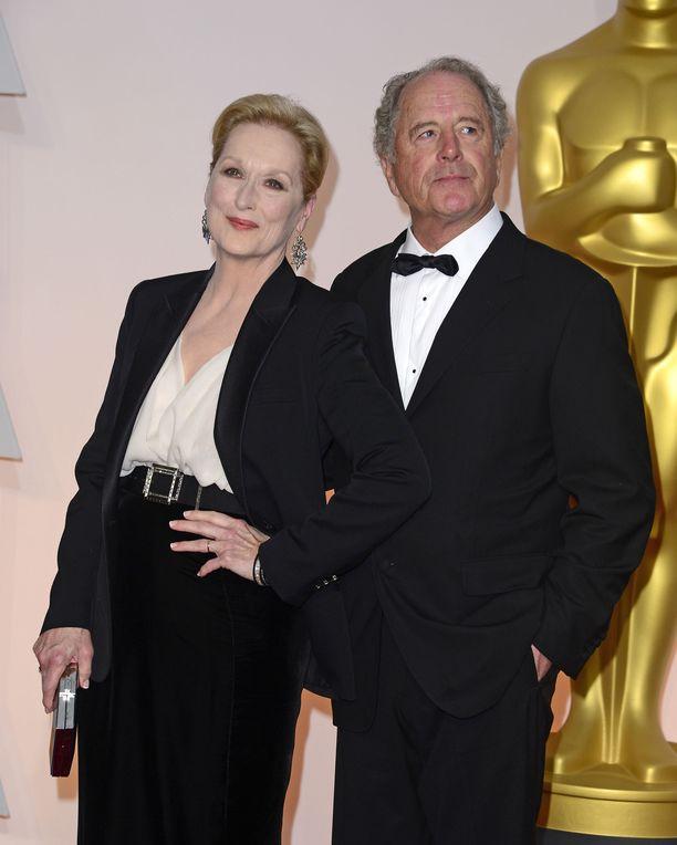 Meryl Streep ja miehensä Don Gummer ovat käsitelleet ongelmia puhumalla.