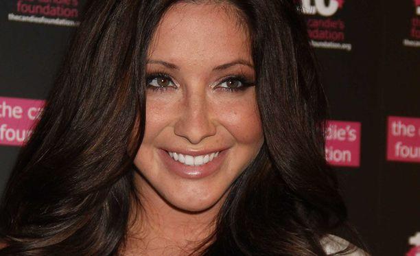 Bristol Palin on kolmen lapsen äiti, televisiokasvo sekä tunnettu puhuja.