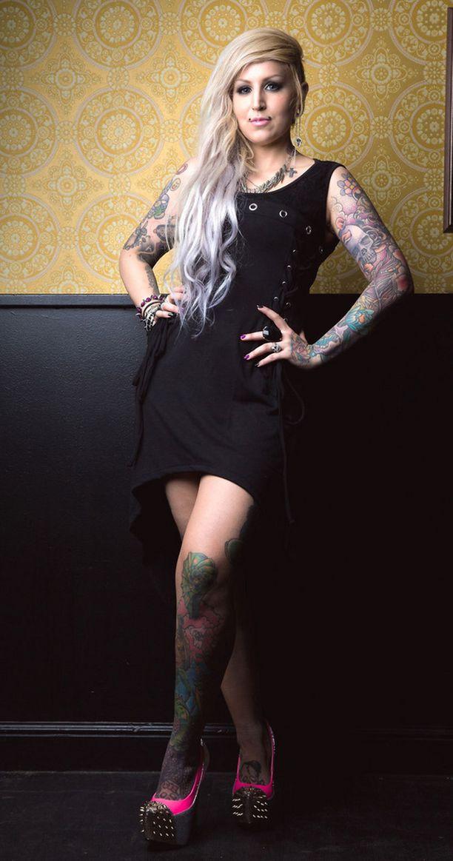 Daniela Koskisen rock-imago vakuutti tuomarit.