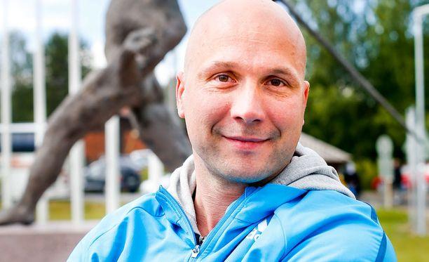 Petteri Piiroinen uskoo Antti Ruuskaseen.