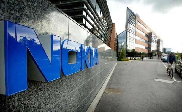 ONGELMAT JATKUIVAT Nokian myynti Pohjois-Amerikassa laski viidenneksen.