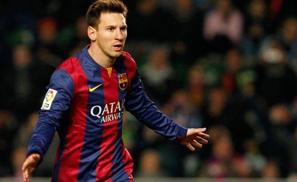 Lionel Messin huippuesitystä varjosti kuolinuutinen.