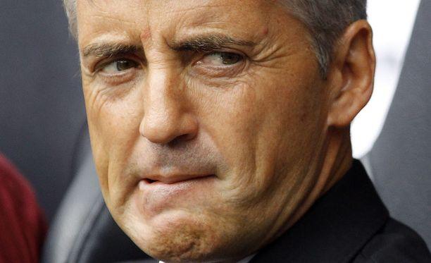 Roberto Mancinin mukaan kaikki muutkin ovat kuluttaneet paljon - joskus.