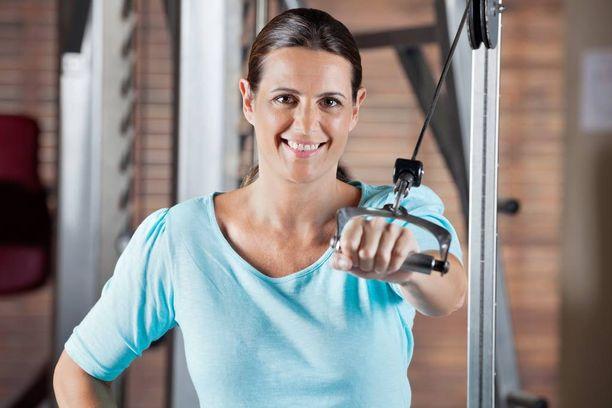 Lihaskuntoharjoittelu parantaa elämänlaatua sekä hoitotuloksia.