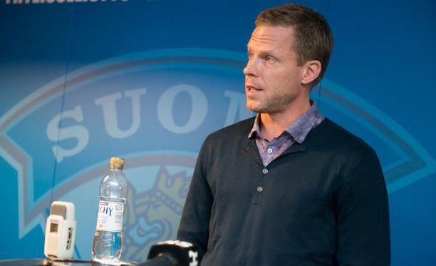 Saku Koivu voitti syöpätaistelunsa ja palasi kaukaloon keväällä 2002.